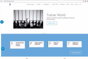 Portfolio for Web Application Developer