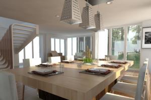 Portfolio for Reners, Model 3D, Architect