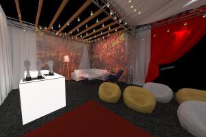 Portfolio for 3D Event,Exhibition & Interior Designer