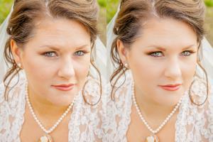 Portfolio for Wedding Image Editing Service