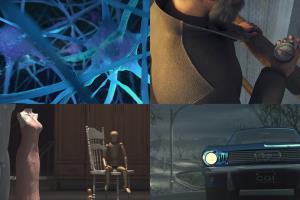Portfolio for CGI & VFX