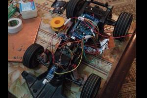 Portfolio for Robotics & Software development