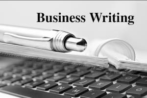 Portfolio for Business proposal Writting