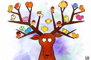 Portfolio for Illustrations for children