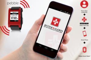 Remote Monitoring App for Senior Citizens