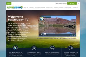 NatureVisionTV - eCommerce