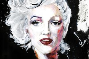Portfolio for Portrait drawing with many technics