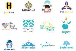 Portfolio for 33 custom logo design