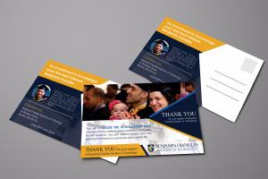 Portfolio for Post card