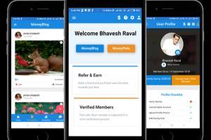 Money Pots Mobile Application