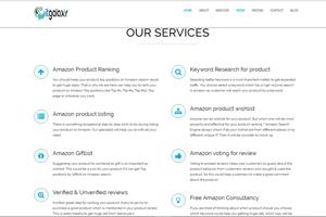 Portfolio for Amazon SEO and Product top Ranking