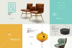 Portfolio for ♛ Website Design ♛ PSD Mock-up ♛