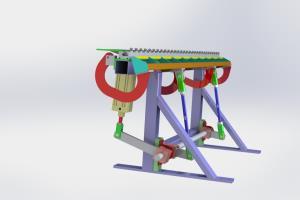 Portfolio for Mechanical Engineering design