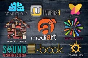 Portfolio for Logo Design & Video Animation