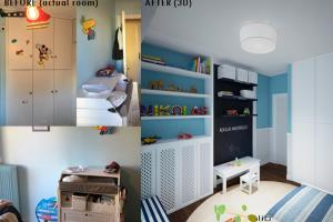 2 Year Old's Bedroom
