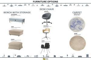 Furniture Editing