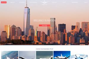 Portfolio for PSD to WordPress theme