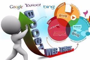 Portfolio for Boost Up Website Traffic