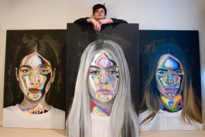 Portfolio for Portrait painter