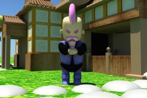 Portfolio for 3D Character modeling, rigging animation