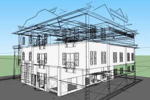 Portfolio for 3D Model & Rendering