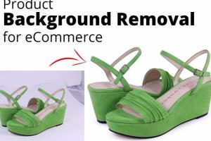 Portfolio for Background remove of image For ecommerce