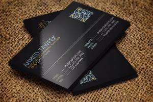 Portfolio for Business Card