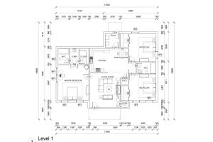2d Architectural Drawings