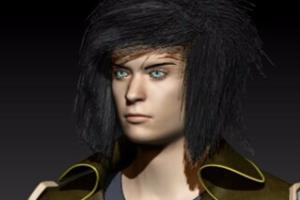 Portfolio for 3d Character Designer, Game Developer