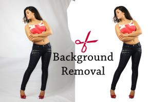 Portfolio for Remove background From Your 5 Images