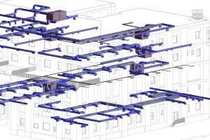 Portfolio for Building Information Modeling