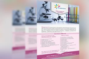 Portfolio for Marketing Material Designs