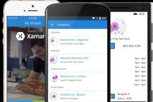 Portfolio for Xamarin apps development