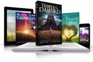 Portfolio for E-book Designs