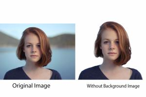Portfolio for Background removing & Image retouching