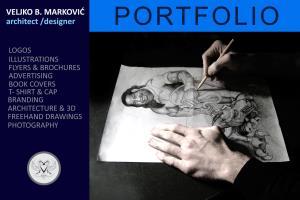 Portfolio for Cartooning and caricature