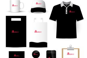 Portfolio for Business cards and stationery designs