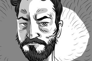 Portfolio for Comic cartoon avatar