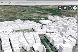 Portfolio for GIS software solutions