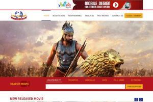 Website Development-Movie Booking