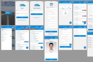 Portfolio for Iphone/Ipad App Development