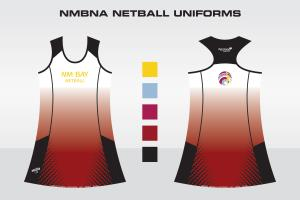APD - Netball Uniforms - U21 - For NMBNA
