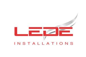 LEDE Installations - Logo design and branding