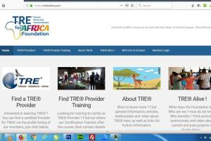 TRE For Africa - Website Enhancements