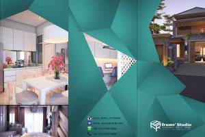 Portfolio for interior design architecture & 3d visual