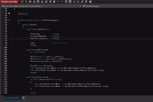 Portfolio for I will develop a script for NinjaTrader