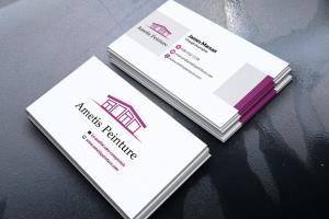 Portfolio for Professional Business Card