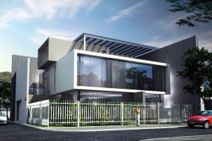 Portfolio for Architectural renderings and 3d models