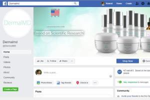 Portfolio for Facebook, Twitter, Instagram Management