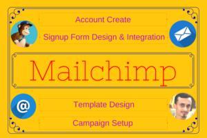 Portfolio for MailChimp Expert
